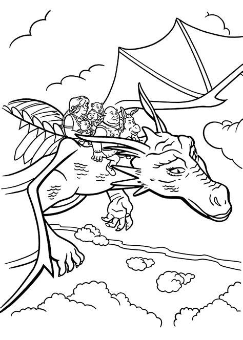 shrek coloring pages bestofcoloring com