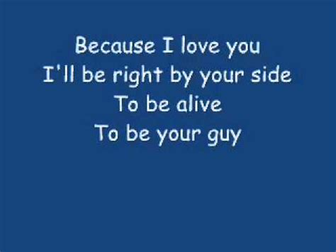 download mp3 five minutes i love you 5 75 mb because i love you stevie b lyrics for my lovely