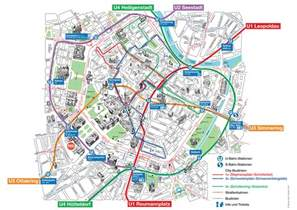 attractions map maps update 35002476 tourist map of vienna austria map