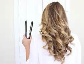 comment des boucles avec un lisseur 224 cheveux
