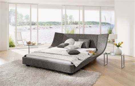 Ruf Betten by Leather And Fabric Upholstered Platform Beds By Ruf Betten