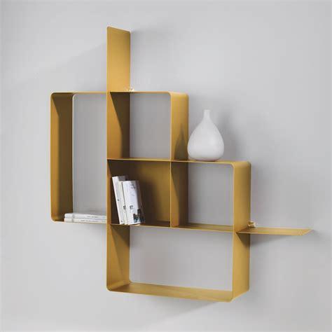 libreria mondrian libreria mondrian da parete moderna in acciaio modulare