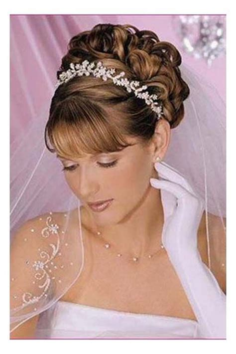 Wedding Updo Hairstyles With Bangs by Pin By Schmitz On Wedding Day Attire