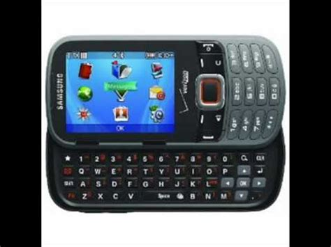 Samsung Intensity Iii Gray by Samsung Intensity Iii Grey Verizon Wireless