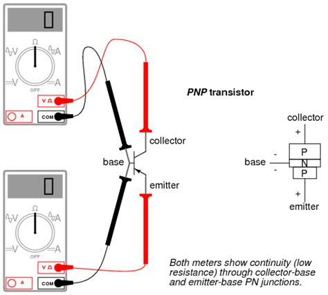how to check the resistor electric circuit bipolar junction transistors