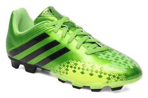 Adidas Predito Lz Trx Fg J Original adidas performance predito lz trx fg j sport shoes in green at sarenza co uk 136300