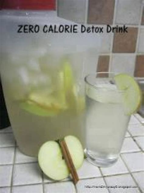 Detox From Wine At Home by Zero Calorie Detox Water Recipe