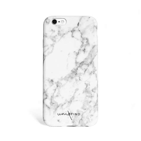 Marble Softcase For Iphone 4566 matte marble iphone white uniqfind