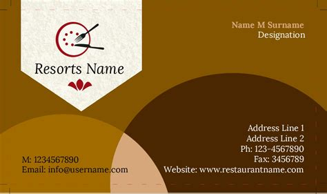 Restaurant Gift Card Online - restaurant business cards online gallery card design and card template