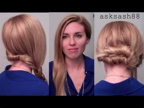 easy and quick daily hairstyles 3 easy quick everyday hairstyles for long hair