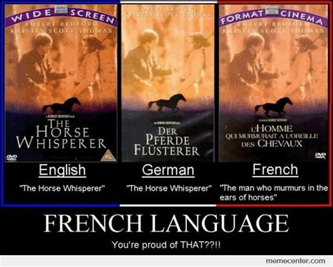 French Language Meme - language complexity french by ben meme center