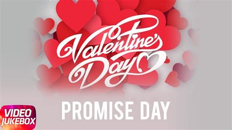 promise day week promise day special week jukebox
