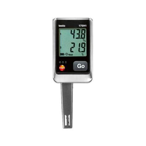 testo basket testo 175 h1 temperature humidity data logger