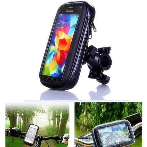 Bicyclebike Phone Holder For Smartphone T0210 4 waterproof bike phone holder phone stand support for iphone 4 5 6 plus bicycle gps holder phone