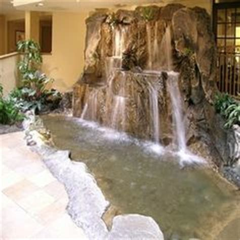 waterfall decoration for homes 1000 images about indoor waterfalls on indoor waterfall indoor waterfall