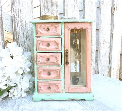 the two shabby chic and armoires on pinterest