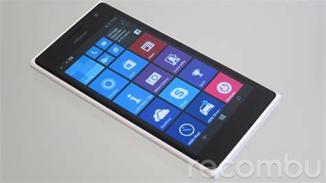 nokia lumia 735 nokia lumia 735 review in depth recombu