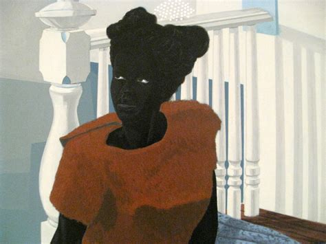 Large Scale Furniture by Meaningful Thoughts Kerry James Marshall S Sob Sob