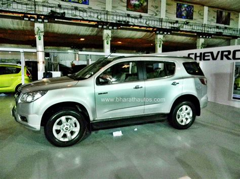chevrolet india chevrolet trailblazer arriving in india tomorrow