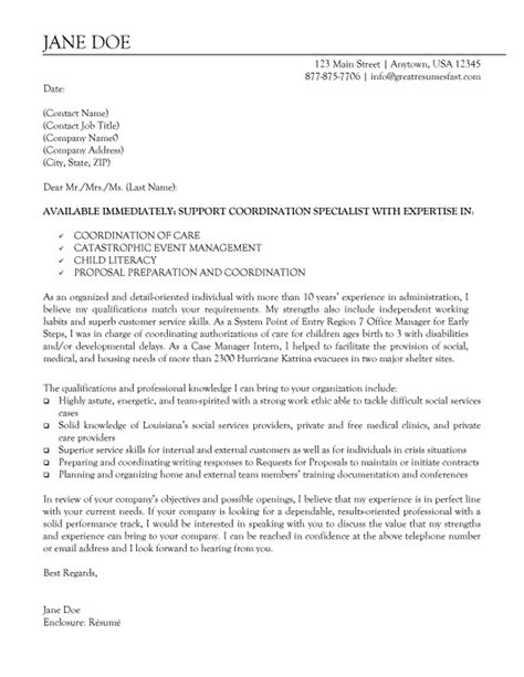 Motivation Letter Non Profit Organisation Sle Cover Letter For Non Profit Organization Guamreview