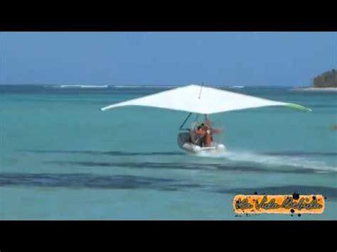 flying boat punta cana barcelo bavaro beach polaris fib flying inflatable boat
