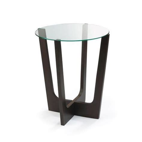 Glass Side Tables For Living Room Uk Modern Side Table Cool Chio Modern Side Table Black Oak With Trendy Nightstands Mhgcom With