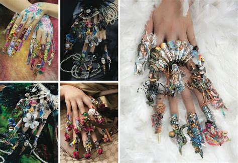 nailed worlds craziest nail art bit rebels