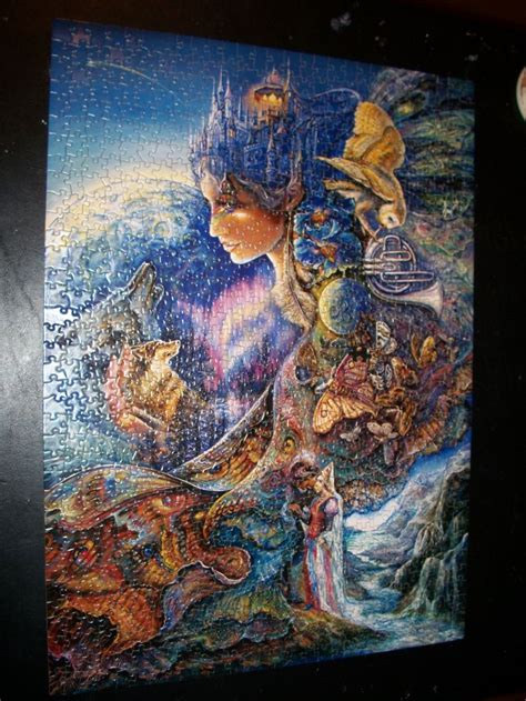fantasy jigsaw puzzle josephine wall art artwork