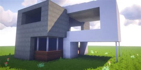 Ez Home Design Inc Minecraft How To Build A Simple Modern House Best House