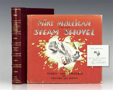 my shovel books mike mulligan and the steam shovel virginia burton