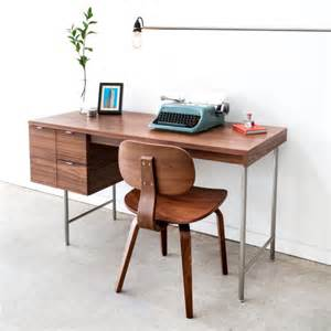Gus Modern Desk Modern Desks From Gus Modern Design Milk