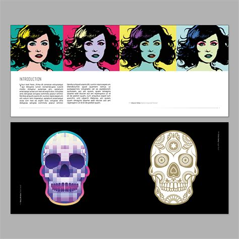book page layout design tutorials create a stand out portfolio book in indesign part two
