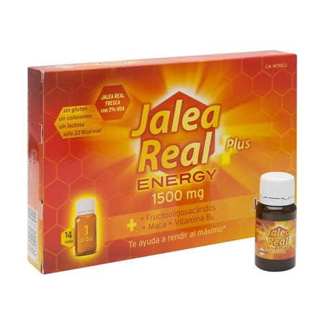 Real Energy by Juanola 174 Jalea Real Energy Plus 14 Viales Ebay