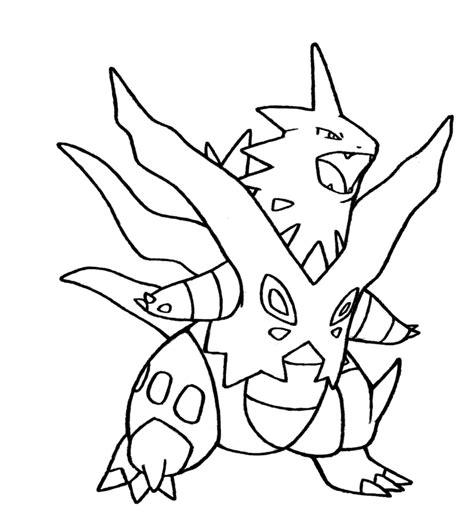 pokemon coloring pages tyranitar pokemon mega tyranitar coloring pages images pokemon images