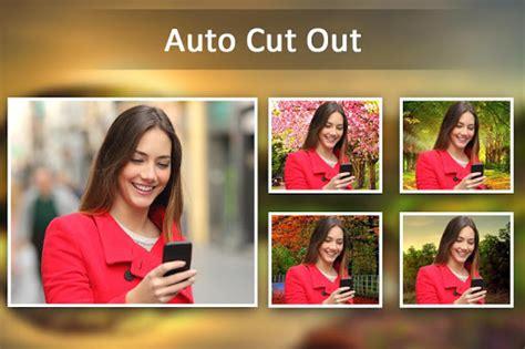 auto cut  photo cut paste  pc mac
