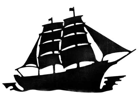 f j brindley and sons sheffield ltd flag ship silhouette