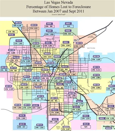 printable zip code map of las vegas all zip codes are not created equal las vegas real estate