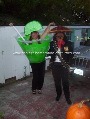 diy margarita with lime costume feeling crafty pin by silva on happy holidays