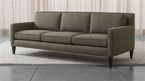 Crate And Barrel Rochelle Sofa by Rochelle Mid Century Modern Sofa Reviews Crate And Barrel