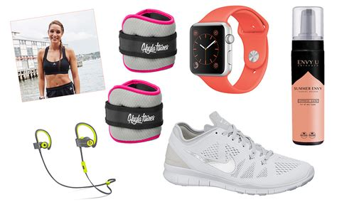 Powerbeats 3 Yellow Volt itsines shares 6 workout essentials hello canada