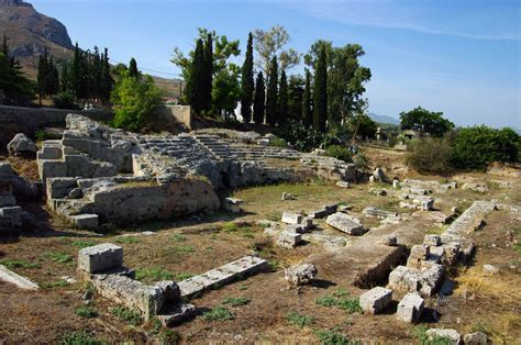 ancient corinth wikipedia take a short tour of the peloponnese writing and travel