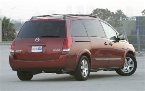 2005 nissan quest 2005 nissan quest information and photos zombiedrive