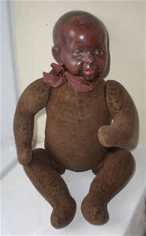 horsman billiken doll black doll collecting horsman s black baby bumps