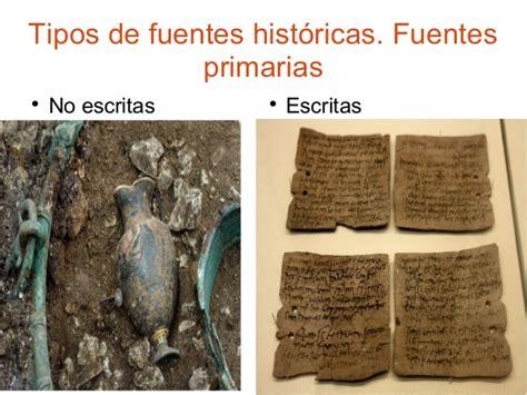 imagenes de fuentes historicas no escritas unidad 1