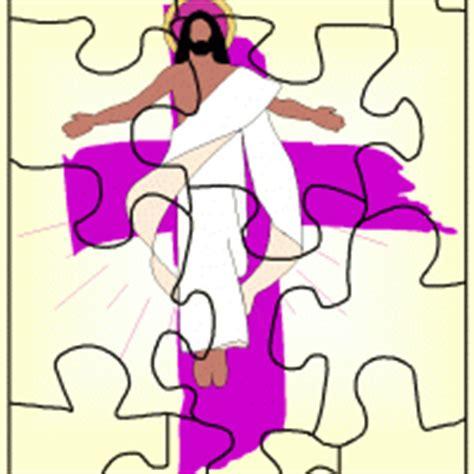 free printable christian jigsaw puzzles jesus resurrection