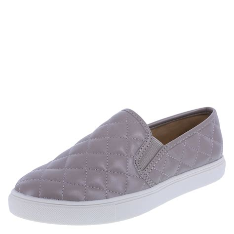 womens shoes brash crave s quilted slip on shoe payless