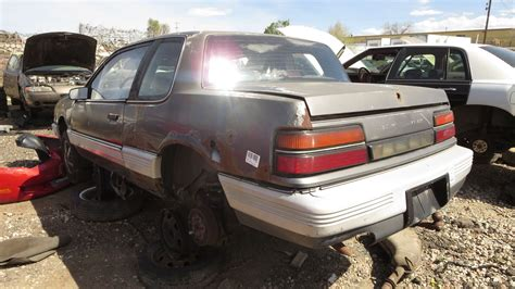 how to learn all about cars 1989 pontiac lemans on board diagnostic system junkyard find 1989 pontiac grand am