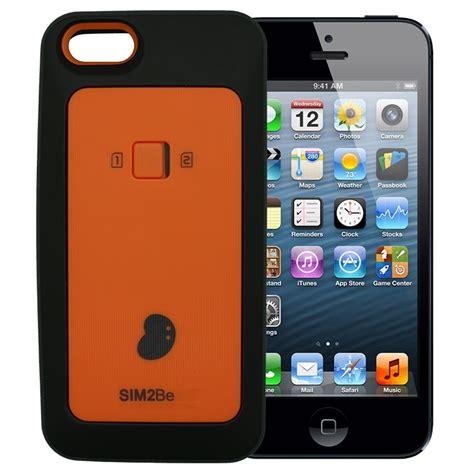 sim2be 5 iphone 5 iphone 5s dual sim adapter simore