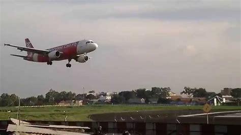 air asia bandung air asia landed at husein sastranegara airport bandung