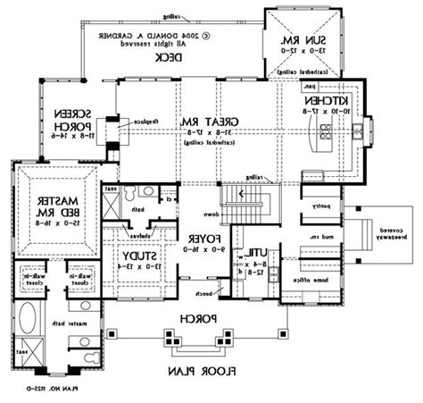 cedar ridge house plan cedar house plans with photos